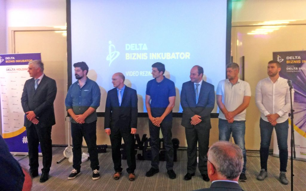 Seven teams to enter Delta Business Incubator